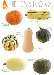 Pumpkin Varieties Chart A Late Summer Guide To Winter Squash Article Finecooking