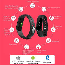 Fitness Bracelet Comparison Chart Letscom Fitness Tracker Review Is It Really Worth It