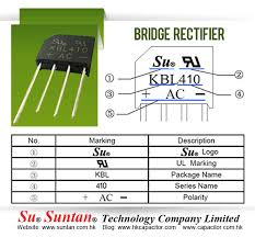 wiring diagram for rectifier kbpc2510 wiring discover your suntan rectifier