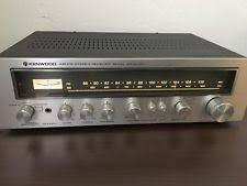 vintage kenwood receiver. vintage kenwood trio am/fm 150w stereo receiver model kr-2090 japan tested plays vintage