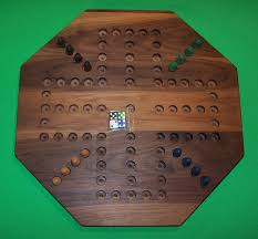 Wooden Peg Board Game Wooden Game Boards Wooden PEG Game Board Aggravation 100 94