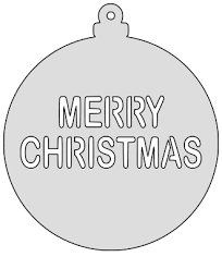 Free christmas vector download in ai, svg, eps and cdr. Pin On Diy Christmas Ornaments