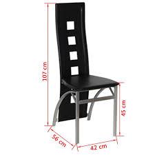 6 Esszimmerstühle Hochlehner Essgruppe Sitzgruppe Küchen Stuhl ...