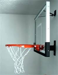 door mounted basketball hoop indoor basketball hoop wall mount basketball indoor hoops s indoor basketball hoops
