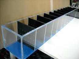 aquarium tank divider custom made fish divider breeding tank diy fish tank divider for fry