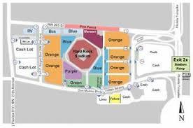 Dolphins Vs Raiders 9 23 18 Hard Rock Stadium Section121 Row