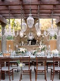 fake chandelier for decoration white plastic