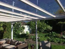 clear glass patio cover covers31