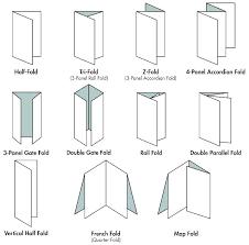 Quad Fold Brochure Template Word 4 Panel Brochure Templates Free 5 Template Illustrator
