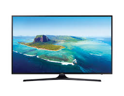 samsung tv 50. front black samsung tv 50 m
