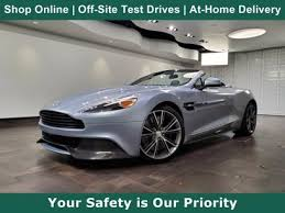 Used Aston Martin Convertibles For Sale With Photos Autotrader