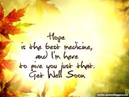 Get Well Quotes Interesting Get Well Soon Facebook Statuses For Girlfriend Quotes Wishes