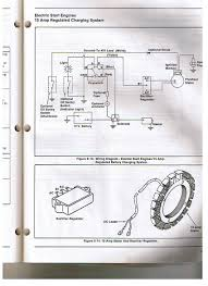 onan engine wiring diagram onan image wiring diagram jd318 rectifier location garden tractors forum yesterday s on onan engine wiring diagram