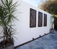 contemporary outdoor wall art modern outdoor wall decor five best throughout modern outdoor wall art