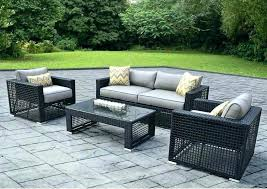 comfortable outdoor furniture no cushions most without dining patio engaging furnitur