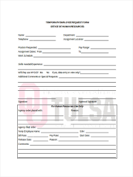 8+ Employee Requisition Forms - Free Sample, Example Format Download