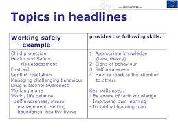 crossworker qualification handbook ppt  36 topics