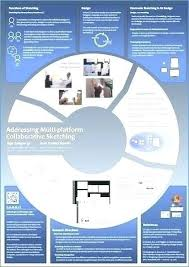 Poster Template In Powerpoint Stocky Me