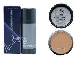 25 kryolan tv paint stick se makeup foundation matte cover choose colour ebay