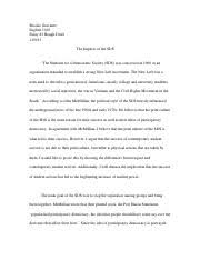 good and bad teachers essay good and bad teachers essay  8 pages essay 3 final draft