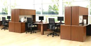 small home office furniture sets. Small Office Furniture Contemporary Workstation Design Of Series Teaming Stations In Shaker Cherry By Hon Home Sets R
