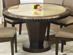 granite top dining table set for highend kitchen and chairs