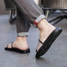 <b>2019 Hot Sales Men's</b> Summer Fashion Slippers Casual Beach ...