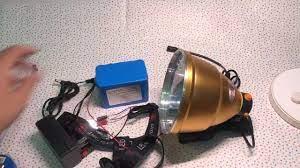 Đèn pin siêu sáng soi nấm mối P90 - Đèn Pin Đội Đầu Ánh Sáng Vàng