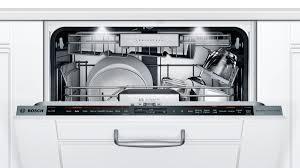 Bosch Dishwasher With Interior Light Bosch Shv88pz63n Dishwasher