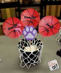 basketball banquet party decorations decorating of basketball baby shower gifts full size