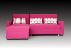 Furniture Bright Pink Sofa Color For Modern Living Room Design Ideas. house  interior design ideas ...