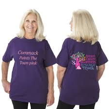 t cancer awareness it s not just a month awareness t shirt with personalization positive promotions