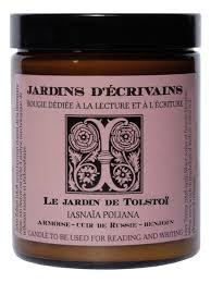 <b>Ароматическая свеча Le Jardin</b> De Tolstoi Lasnia Poliana Jardins ...