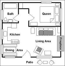 images about Guest House on Pinterest   Floor plans  Small       images about Guest House on Pinterest   Floor plans  Small house plans and Tiny house plans