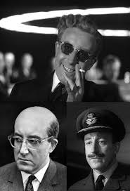 dr strangelove or how i learned to stop worrying and love the each