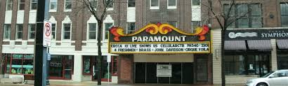 Rapids Theatre Seating Chart Paramount Theatre Cedar Rapids Tickets And Seating Chart
