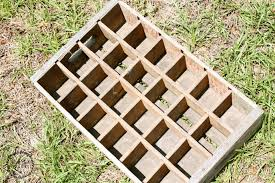 crate for ring toss