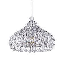 Crystal Ceiling Light,Fy-Light <b>Modern Style K9</b> Crystal Flush Mount 1 ...