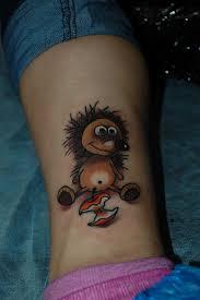 татуировка ёжик значение эскизы фото и видео Infotattoo