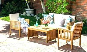White Outdoor Patio Furniture Attractive White Wicker Patio