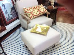 reading chair with ottoman oversized