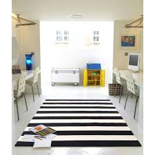 house decoration pleasant wool rugs free wide also kids inside black white striped rug target