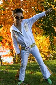 <b>DIY Elvis Presley</b> Halloween Costume. So cute, and with step-by ...