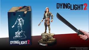 Dying Light Action Figures Dying Light 2 Collectors Edition What Would You Like To See In It