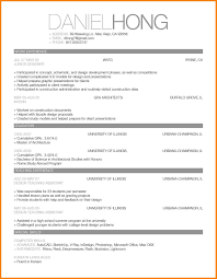 Resume Styles 2016 How To Choose The Best One Best Cv Format For