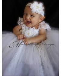 Baby Christening Dress /Baby Baptism Dress/ Blessing Dress / Flower Girl  Dress / Infant