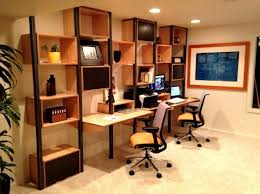home office shared desk idea modern. Exellent Shared Contemporary Design Home Office Furniture Ideas  For Exemplary Best With Shared Desk Idea Modern