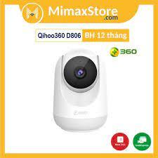 Camera giám sát Qihoo 360 D806 FullHD 1080p - Phiên Bản Quốc Tế 2020 - Hàng  Chính Hãng chính hãng