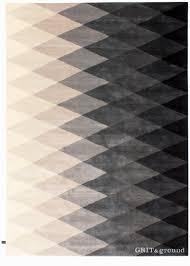harlequin black white contemporary rugs