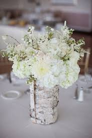 Birch Tree Wedding Decorations